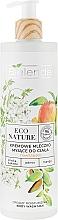 Parfumuri și produse cosmetice Lapte cremos de duș - Bielenda Eco Nature Creamy Body Wash Milk Kakadu Plum, Jasmine & Mango