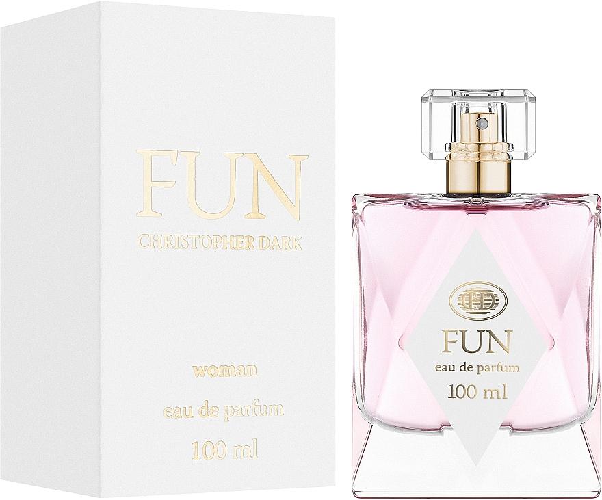 Christopher Dark Fun - Apă de parfum — фото N2