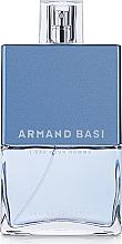 Parfumuri și produse cosmetice Armand Basi L'Eau Pour Homme - Apa de toaletă