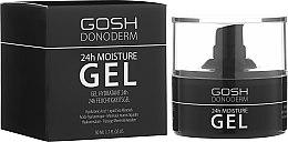 Parfumuri și produse cosmetice Gel de curățare - Gosh Donoderm 24h Moisture Gel Prestige