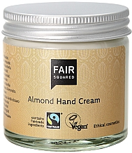 """Parfumuri și produse cosmetice Cremă de mâini """"Migdale"""" - Fair Squared Almond Hand Cream"""