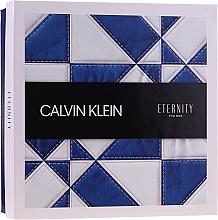 Parfumuri și produse cosmetice Calvin Klein Eternity For Men - Set (edp/50ml + sh/gel/100ml)
