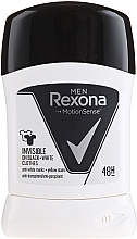 Parfumuri și produse cosmetice Deodorant Stick Invizibil - Rexona Men Deodorant Stick