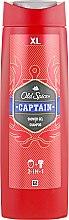 Parfumuri și produse cosmetice Gel de duș - Old Spice Captain Shower Gel