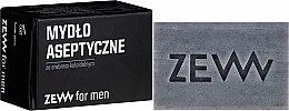 Parfumuri și produse cosmetice Săpun aseptic cu argint coloidal - Zew Aseptic Colloidal Silver Soap