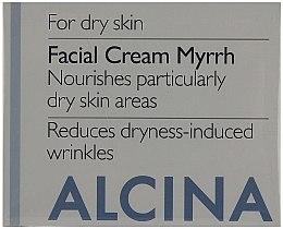 Parfumuri și produse cosmetice PREȚ REDUS! Cremă pentru față Mirra - Alcina T Facial Cream Myrrh *