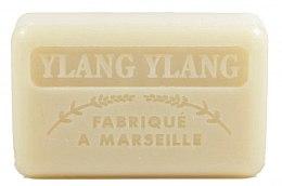 """Parfumuri și produse cosmetice Săpun de Marsilia """"Ylang-ylang"""" - Foufour Savonnette Marseillaise Ylang Ylang"""