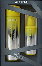Parfumuri și produse cosmetice Set - Alcina Hyaluron 2.0 Hair Set (shm/250ml + hair/spray/100ml)