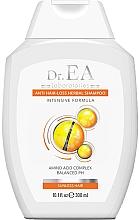 Parfumuri și produse cosmetice Șampon împotriva căderii părului - Dr.EA Anti-Hair Loss Herbal Sunless Hair Shampoo