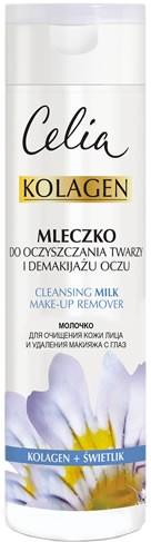 Lăptișor demachiant pentru față și ochi - Celia Collagen Makeup Remover Milk