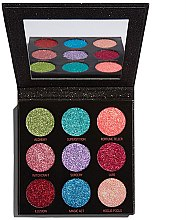 Parfumuri și produse cosmetice Paletă de machiaj - Makeup Revolution Pressed Glitter Palette Abracadabra