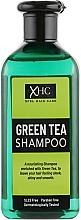 """Parfumuri și produse cosmetice Șampon pentru păr uscat și deteriorat """"Ceai verde"""" - Xpel Marketing Ltd Hair Care Green Tea Shampoo"""
