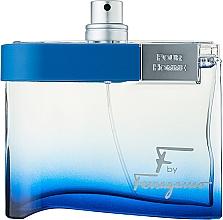 Parfumuri și produse cosmetice Salvatore Ferragamo F by Ferragamo Pour Homme Free Time - Apă de toaletă (tester fără capac)