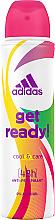 Parfumuri și produse cosmetice Adidas Get Ready! Cool & Care - Antiperspirant
