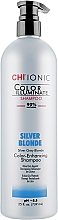 Parfumuri și produse cosmetice Șampon nuanțator  - CHI Ionic Color Illuminate Shampoo Silver Blonde