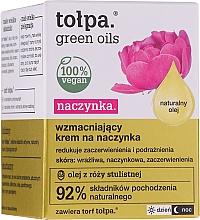 Parfumuri și produse cosmetice Укрепляющий крем для сосудистой кожи - Tolpa Green Oils Cream