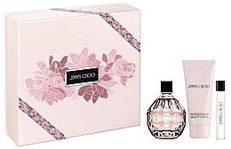 Parfumuri și produse cosmetice Jimmy Choo Jimmy Choo - Set (edp/100ml + b/lot/100ml + edp/7,5ml)