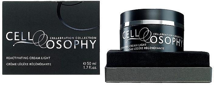 Омолаживающий крем для лица - Dr. Spiller Cellosophy Reactivating Cream — фото N1