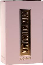 Parfumuri și produse cosmetice Linn Young Admiration Pure Woman - Apă de parfum