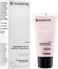 Parfumuri și produse cosmetice Balsam de caise pentru stralucirea tenului - Academie Radiance Aqua Balm