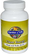 Parfumuri și produse cosmetice Чистая энергия, сила разума и тела, капсулы - Garden of Life Clear Energy