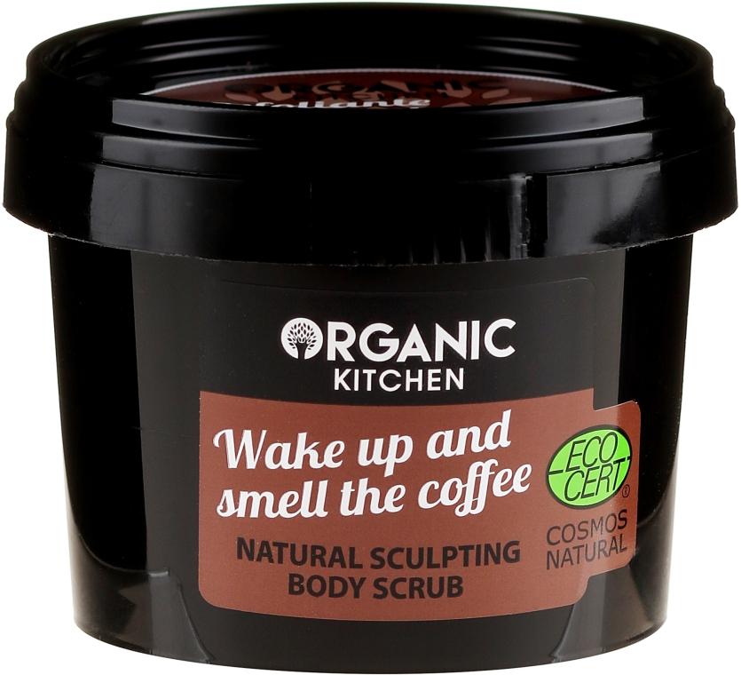 Scrub de corp - Organic Shop Organic Kitchen Body Scrub