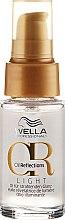 Parfumuri și produse cosmetice Ulei pentru strălucirea părului - Wella Professionals Oil Reflection Light