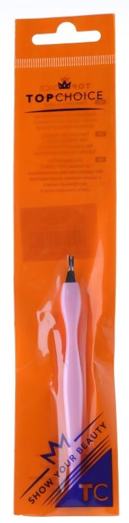 Trimmer pentru cuticule 7248, roz deschis - Top Choice — Imagine N1