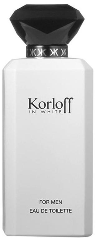 Korloff Paris Korloff In White - Apă de toaletă (tester cu capac)