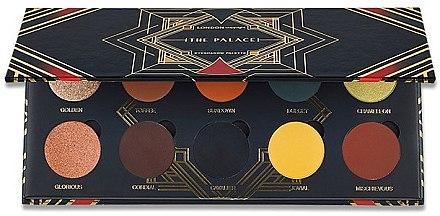 Paletă farduri de ochi - London Copyright Magnetic Eyeshadow Palette The Palace