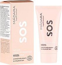 Parfumuri și produse cosmetice Mască de față - Madara Cosmetics SOS Instant Moisture+Radiance Hydra Mask