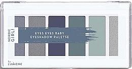 Parfumuri și produse cosmetice Paletă farduri de ochi, 6 nuanțe - Lumene Nordic Girl! Eyes Eyes Baby Eyeshadow Palette