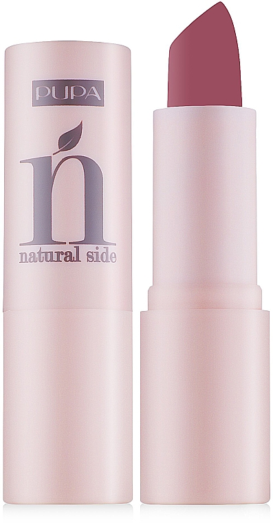 Ruj de buze - Pupa Natural Side Lipstick