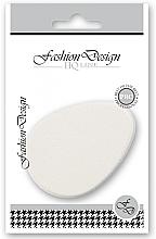 Parfumuri și produse cosmetice Burete pentru machiaj, 36835 - Top Choice Fashion Design Foundation Sponge