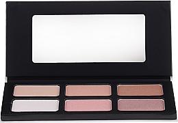 Parfumuri și produse cosmetice Paletă iluminatoare pentru față - Moira Strobe & Allure Highlighting Palette