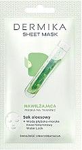 Parfumuri și produse cosmetice Mască de față - Dermika Sheet Mask