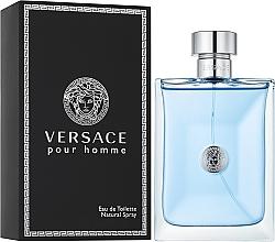 Parfumuri și produse cosmetice Versace Versace Pour Homme - Apă de toaletă