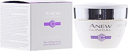 Parfumuri și produse cosmetice Cremă de față cu tehnologia PolyPeptide-X - Avon Anew Clinical Lift&Firm Cream