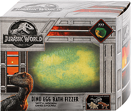 Parfumuri și produse cosmetice Bombă de baie - Corsair Universal Jurassic World Bath Fizzer