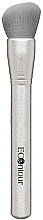 Parfumuri și produse cosmetice Pensulă pentru blush - Econtour Blush Brush Premium Silver 02