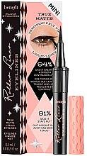 Parfumuri și produse cosmetice Eyeliner - Benefit Roller Liner Mini