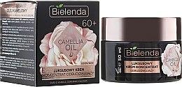Parfumuri și produse cosmetice Cremă regenerantă 60+ - Bielenda Camellia Oil Luxurious Rebuilding Cream 60+