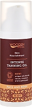 Parfumuri și produse cosmetice Ulei pentru bronz - Wooden Spoon Intense Tanning Oil