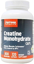 Parfumuri și produse cosmetice Suplimente nutritive - Jarrow Formulas Creatine Monohydrate Caps