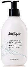 Parfumuri și produse cosmetice Cremă regenerantă cu extract de lămâie pentru corp - Jurlique Restoring Body Lotion Lemon Geranium and Clary Sage