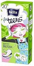Parfumuri și produse cosmetice Absorbante de fiecare zi Bella Panty for Teens Relax, 20 bucăți - Bella