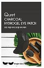 Духи, Парфюмерия, косметика Patch-uri sub ochi - Quret Charcoal Hydrogel Eye Patch