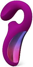 Parfumuri și produse cosmetice Звуковой массажер двойного действия, темно-розовый - Lelo Enigma Dual Action Sonic Massager Deep Rose