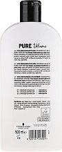 Balsam pentru păr fragil - Syoss Pure Volume Lightweight Conditioner — Imagine N2