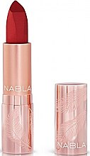 Parfumuri și produse cosmetice Ruj mat pentru buze - Nabla Cult Matte Soft Touch Lipstick